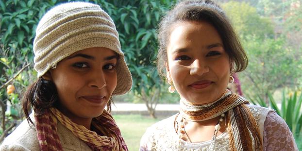 Starke Frauen für Pakistan