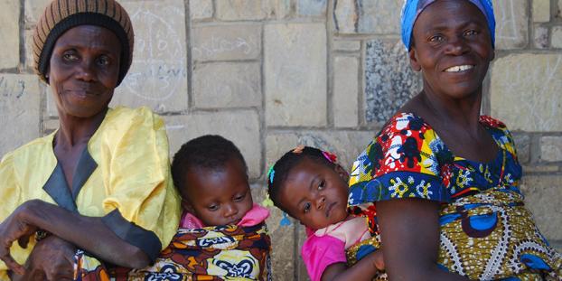Kindergesundheit stärken Kongo