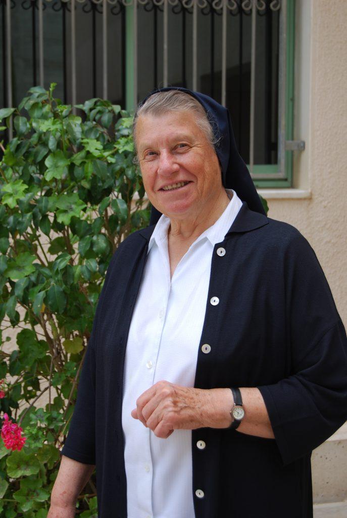Sr. Klara Berchtold SDS, Salvatorschule Nazareth