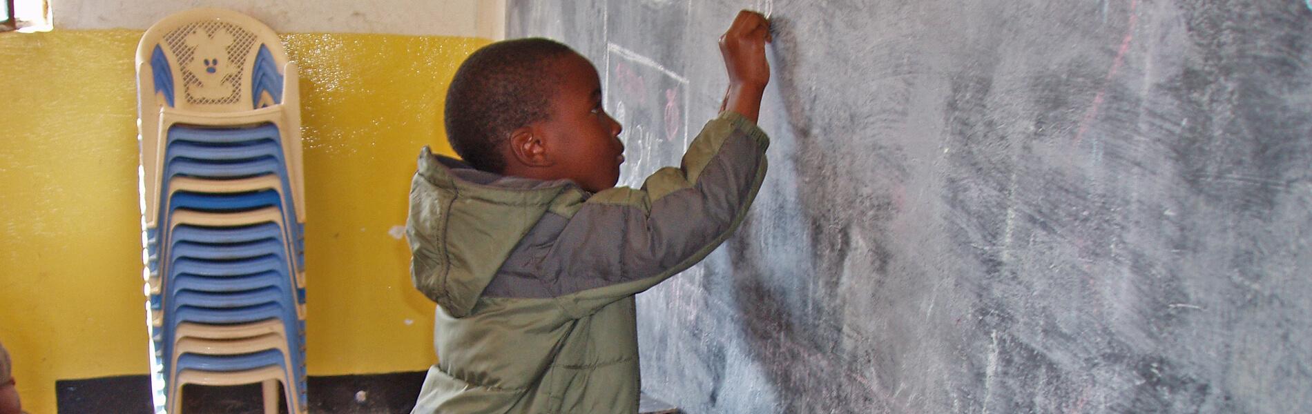 Zukunft für Kongos Kinder