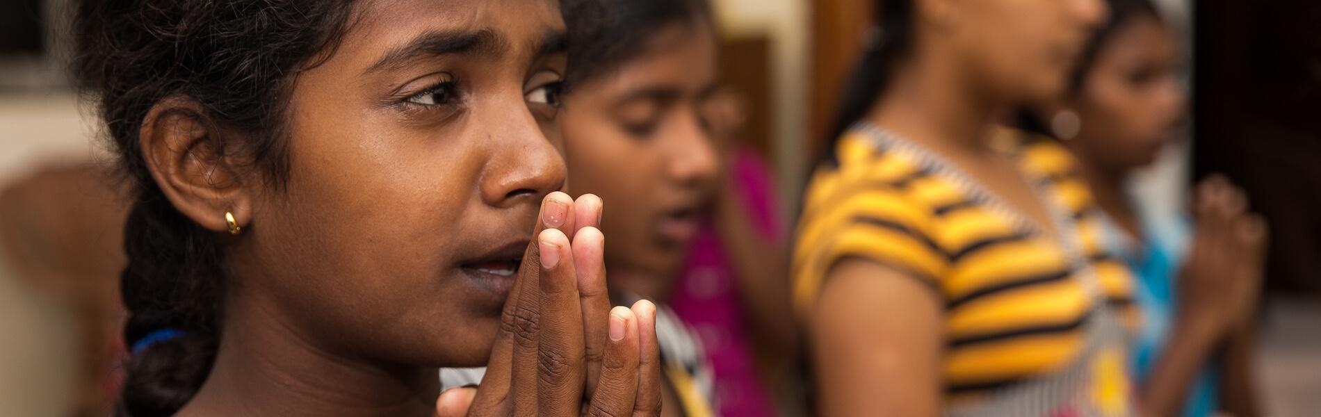 Sri Lanka nach dem Terror